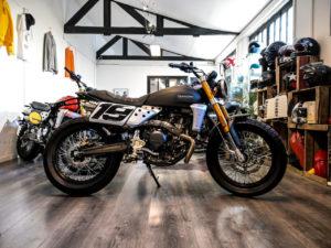 La Fantic 500cc enfin disponible chez Les vieux Boulons Votre concessionnaire Fantic, N°1 en france .