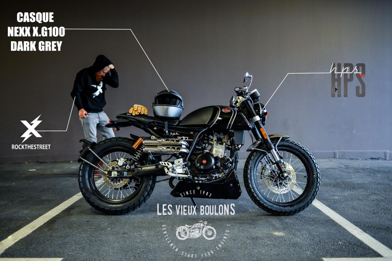 fb mondial 300 moto vintage new les premiers en france disponibilité immédiate